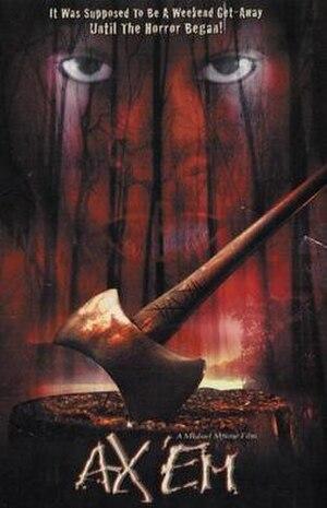 Ax 'Em - Image: Ax Em DVD Cover