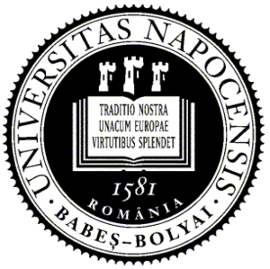 Babeș-Bolyai University - Seal of the Babeș-Bolyai University