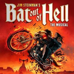 Bat Out of Hell The Musical - Image: Bat Out Of Hell Musical