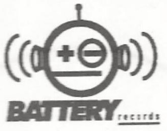Battery Records (dance) - Image: Battery Records dance logo