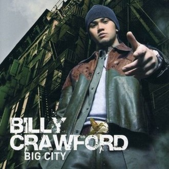 Big City (Billy Crawford album) - Image: Big City (Billy Crawford album)