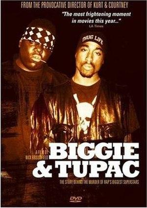 Biggie & Tupac - Image: Biggie & Tupac DVD