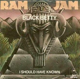 Black Betty - Image: Black Betty Ram Jam