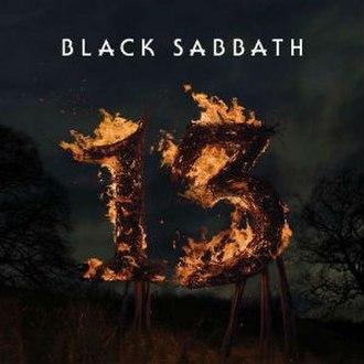 13 (Black Sabbath album) - Image: Black Sabbath 13