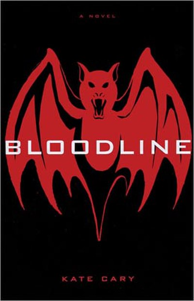 Picture of a book: Bloodline