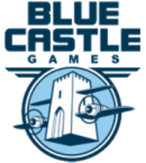 Capcom Vancouver - Blue Castle Games logo