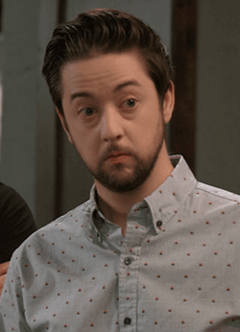 Bradford Anderson as Damian Spinelli.png