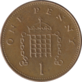 British one penny coin 1999 reverse.png
