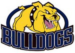 National University (Philippines) - Image: Bulldog Logo