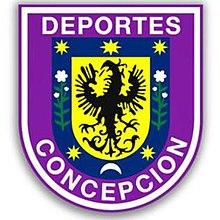 Resultado de imagem para Deportes Concepción