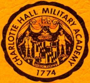 Charlotte Hall Military Academy - Seal of Charlotte Hall Military Academy