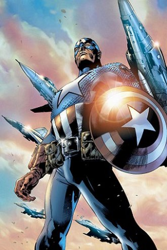 Captain America (Ultimate Marvel character) - Image: Captain America (Ultimate Marvel character)