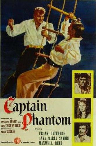 Captain Phantom - Image: Captain Phantom