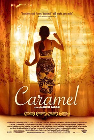 Caramel (film) - Poster used in Cannes 2007