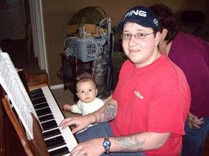 Carl Steven - Steven as an adult c.2009