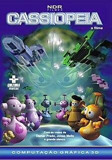 <i>Cassiopeia</i> (film) 1996 Brazilian CGI animated feature film