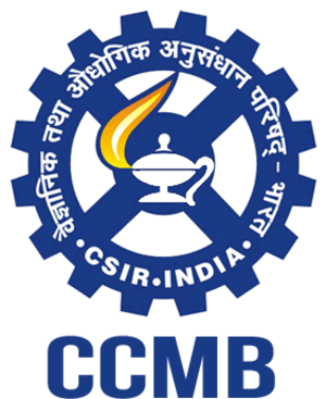 Centre for Cellular and Molecular Biology - CCMB Logo