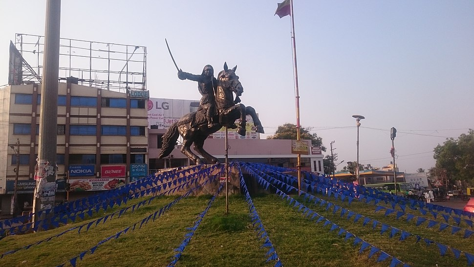 Rani Chennamma Circle, Hubballi