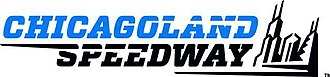 Chicagoland Speedway - Image: Chicagoland Primary CMYK low res