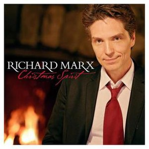 Christmas Spirit (Richard Marx album) - Image: Christmasspirit