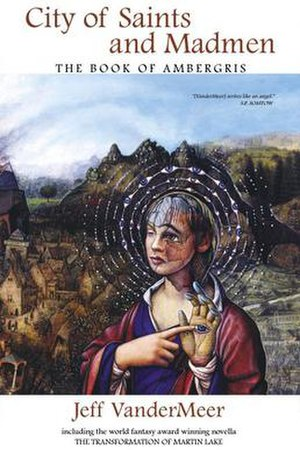 City of Saints and Madmen - Image: City of saints 1st ed