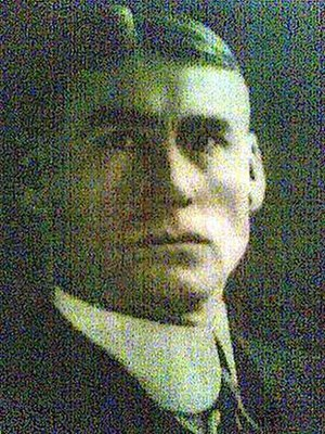 Clayton R. Lusk - Clayton R. Lusk (photo courtesy of the Cortland County Historical Society)