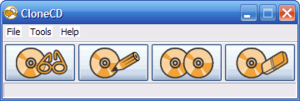 CloneCD - Image: Clone CD