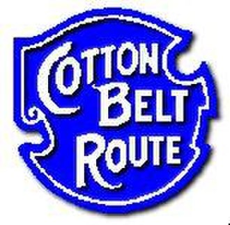 St. Louis Southwestern Railway - Image: Cotton Belt RR logo