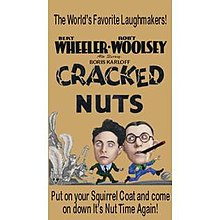 Cracked Nuts. (1931) Movie Poster..jpg