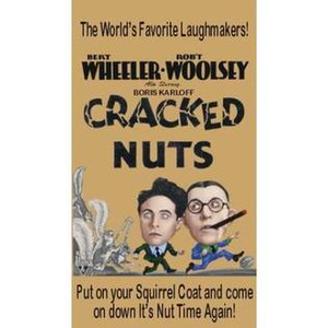 Cracked Nuts - Cracked Nuts (1931) film poster