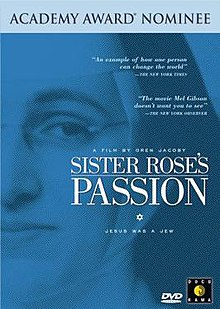 DVD cover of the movie Sister Rose's Passion.jpg