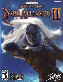 <i>Baldurs Gate: Dark Alliance II</i> video game