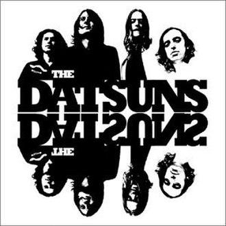 The Datsuns (album) - Image: Datsunsalbumcover