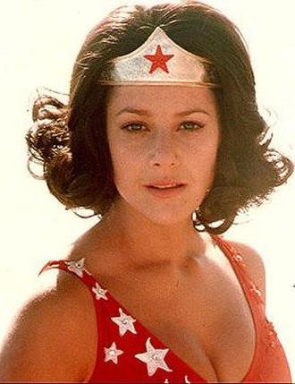 Wonder Girl - Debra Winger as Wonder Girl.