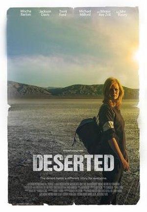 Deserted (2016 film) - Theatrical release poster