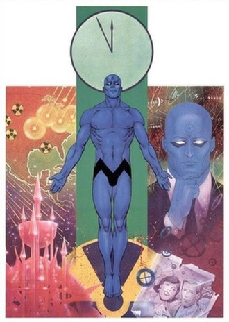 Doctor Manhattan - Doctor Manhattan Art by Neal Adams
