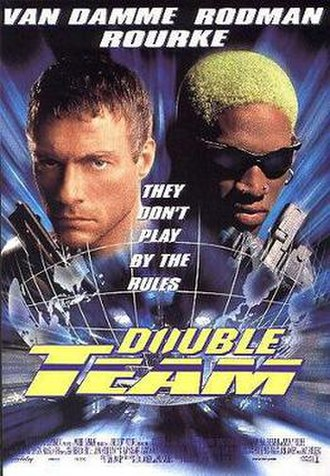 Double Team (film) - Theatrical release poster