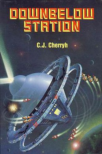 Downbelow Station - Cover of 1981 Book Club edition (hardcover)