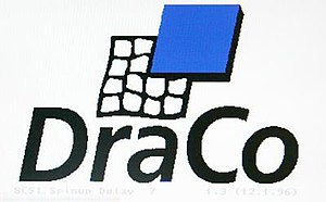 DraCo - Boot logo