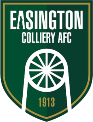 Easington Colliery A.F.C. - Image: Easington Colliery F.C. logo