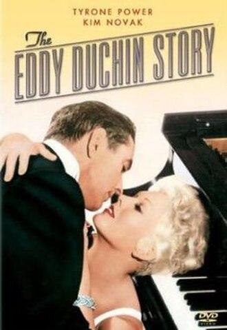 The Eddy Duchin Story - DVD cover