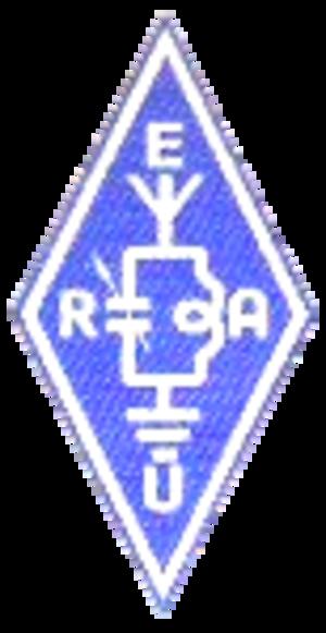 Eesti Raadioamatööride Ühing - Image: Eesti Raadioamatööride Ühing logo