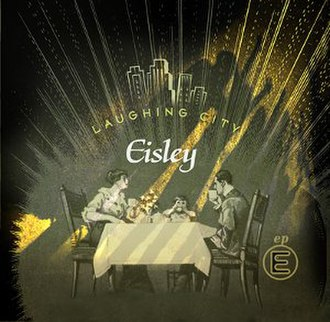 Laughing City - Image: Eisley Laughing City album art