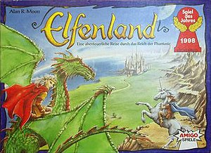 Elfenland - Image: Elfenland