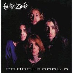 Paraphernalia (album) - Image: Enuff Znuff Paraphernalia