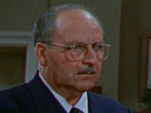 Eugene Borden - Borden in the 1958 film, The Fly