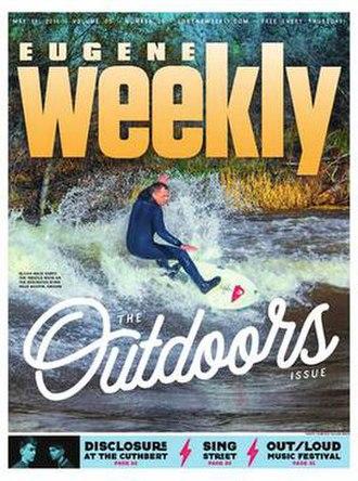 Eugene Weekly - Image: Eugene Weekly