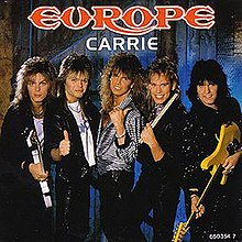 Carrie (Europe song) - Wikipedia