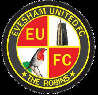 Evesham United F.C. Association football club in Evesham, England