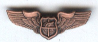 Pilot Proficiency Award Program - Phase 1 pin (discontinued design)